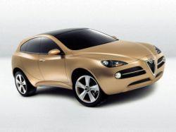 CX-over - первый кроссовер от Alfa Romeo
