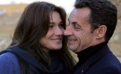 Карла Бруни споет о своей любви к президенту