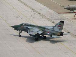 В Сербии разбился штурмовик национальных ВВС