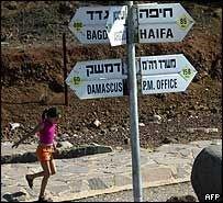 Израиль и Сирия заявили о возобновлении мирных переговоров