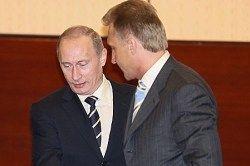 Владимира Путина будет заменять первый вице-премьер Шувалов