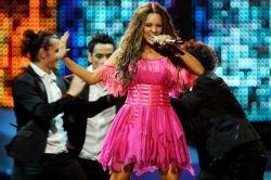 Первый полуфинал конкурса Евровидение в Белграде (фото)