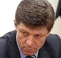 Сочинские бизнесмены и банкиры отказались встречаться с Дмитрием Козаком в неформальной обстановке
