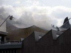 Пожар в Берлинской филармонии: отменены все запланированные концерты