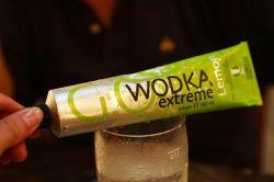 Водка GO − первый алкогольный напиток в тюбиках (фото)