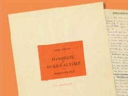 Рукописи основоположника сюрреализма Андре Бретона ушли с молотка за рекордные 3,2 млн евро
