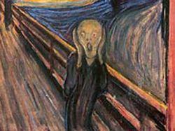 """Украденная картина Эдварда Мунка \""""Крик\"""" возвращена в экспозицию музея в Осло"""