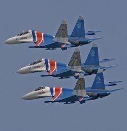 Командование ВВС России встревожено аварийностью полетов