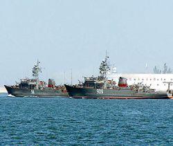 Флот России ответил Украине боеготовностью