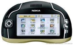 Новые концепты телефонов Nokia с сенсорным дисплеем (фото)