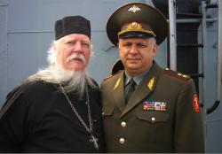 Нужен ли в армии священник?