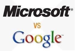 Microsoft вновь атакует Google