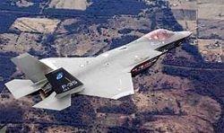 """Израиль покупает \""""невидимки\"""" F-35"""