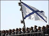 Россия не хочет обсуждать вывод флота из Крыма