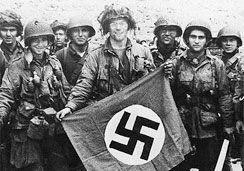 Нацистских солдат похоронят в Чехии