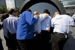 Жители Нью-Йорка и Лондона смогут увидеть друг друга через гигантский телескоп (фото)
