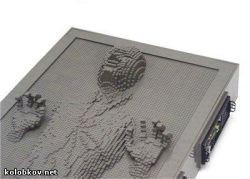 10 самых невероятных вещей, собранных из конструктора Lego (фото)
