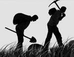 Уральские милиционеры задержали группу «черных» археологов с арсеналом оружия