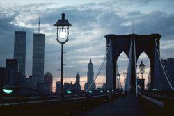 Бруклинскому мосту исполнилось 125 лет (фото)