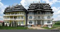 Шедевры румынского зодчества (фото)