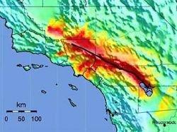 Американские ученые посчитали жертв будущего землетрясения в Калифорнии