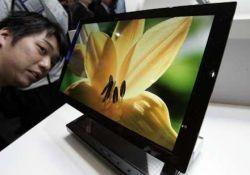 Sony готовит телевизоры будущего