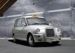 Британские власти намерены перевести лондонские такси на водородные двигатели