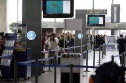 Британские аэропорты начнут узнавать своих пассажиров в лицо