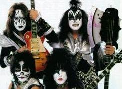 Легендарная рок-группа Kiss впервые выступит в России