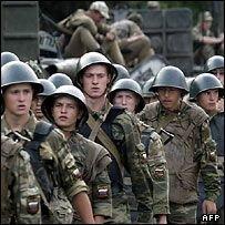 С начала года от преступлений и происшествий в армии погибли 135 человек