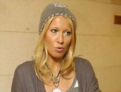 Ксения Собчак дебютировала в роли художницы