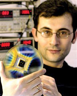 Русский ученый создал транзистор толщиной в 1 атом