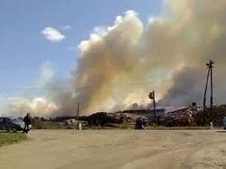 Ущерб от пожара на складе в Ленобласти составил 100 миллионов долларов