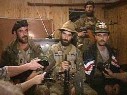 В Чечне схвачен боевик, воевавший в банде Басаева