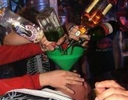 5 стадий опьянения