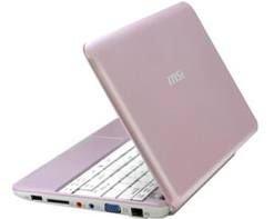 Выходит на рынок MSI Wind, еще один конкурент ASUS Eee PC