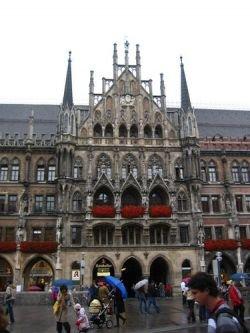 На обложке телефонного справочника Берлина напечатали вид Мюнхена