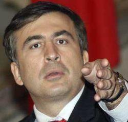 """Михаила Саакашвили ждет \""""черный понедельник\"""""""
