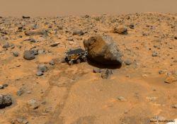Фото с Марса, сделанные аппаратом «Феникс»