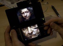 Цифровой блокнот для художника из Nintendo DS