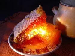 Мед поможет глазам