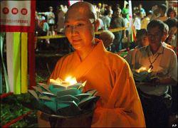 Буддизм хочет стать политическим?