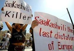 Михаил Саакашвили получил ультиматум от оппозиции