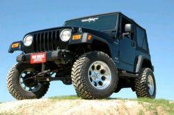 Jeep Wrangler - лучший внедорожник  в России