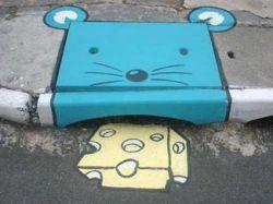 Уличные художники Сан-Пауло делают город веселее