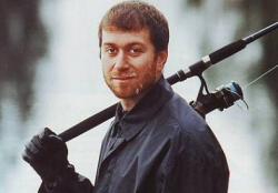 Секретарь обкома Роман Абрамович