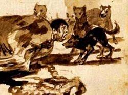 Три рисунка Франсиско Гойи обнаружены в Швейцарии спустя 130 лет после пропажи