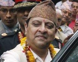 У короля Непала всего 1 день, чтобы выехать из дворца