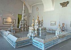 В России начинают строить детские храмы