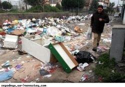 Начинается освобождение Неаполя от мусорных завалов
